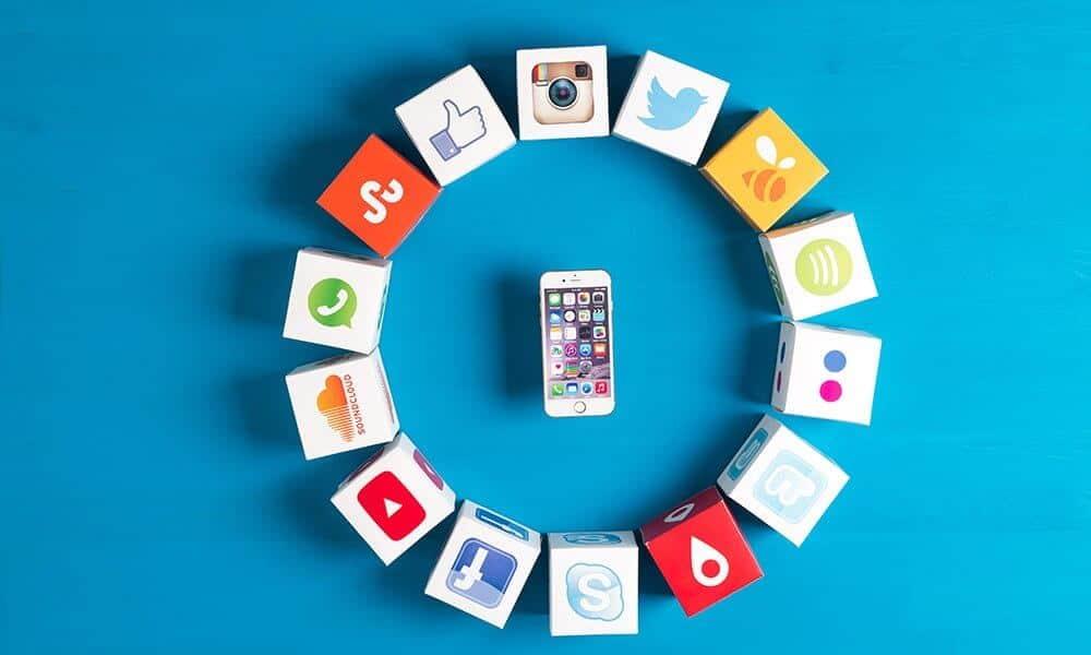 The Era Of Social Media Marketing